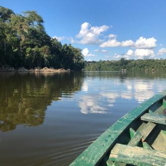 Sandoval Lake Amazon Basin