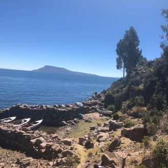 View of bolivia